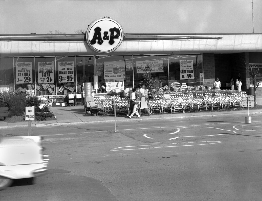 a&p grocery store