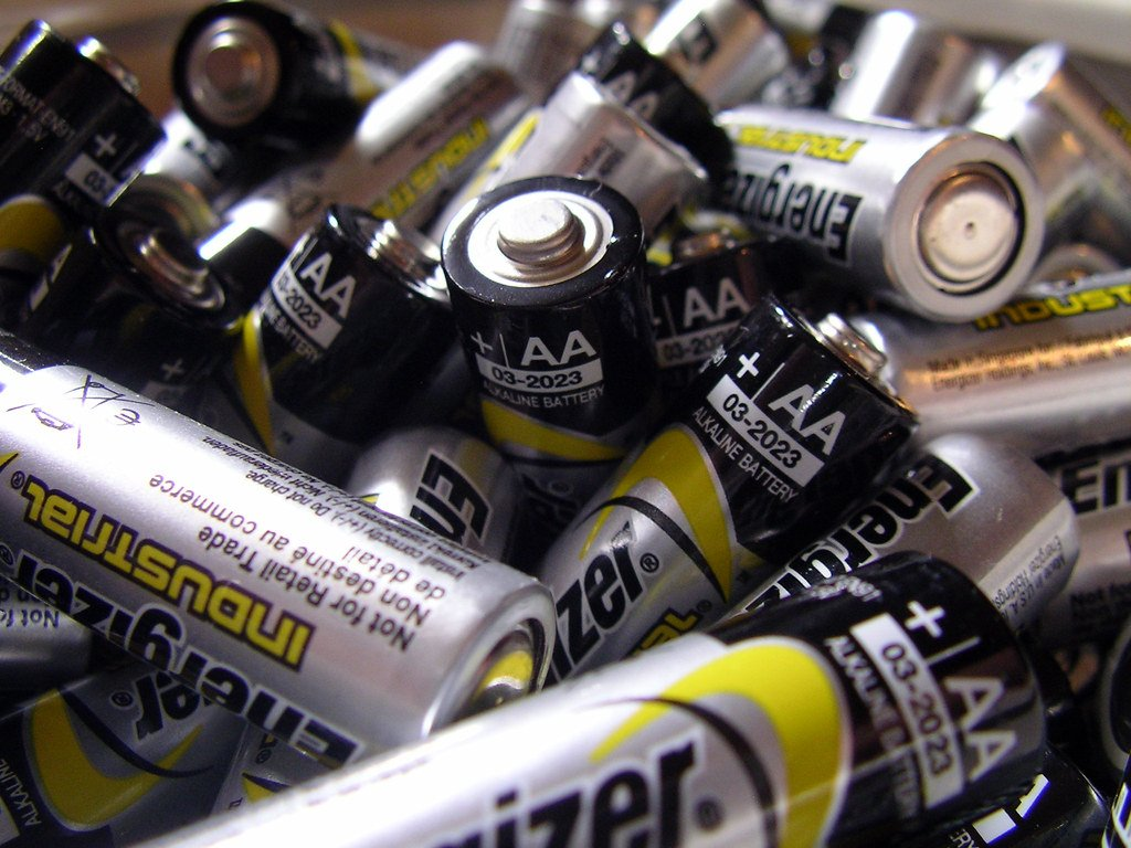 Did You Ever Lick A Battery As A Kid?
