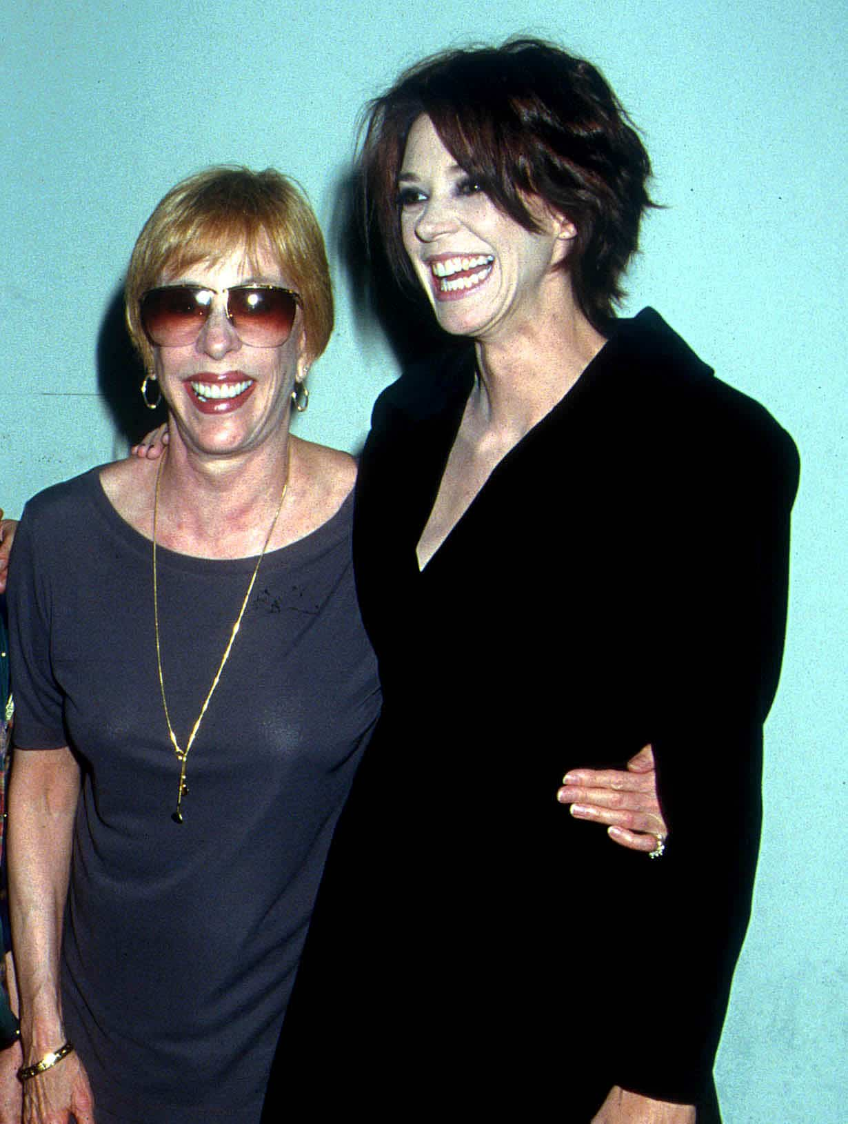 carol burnett carrie hamilton mother daughter