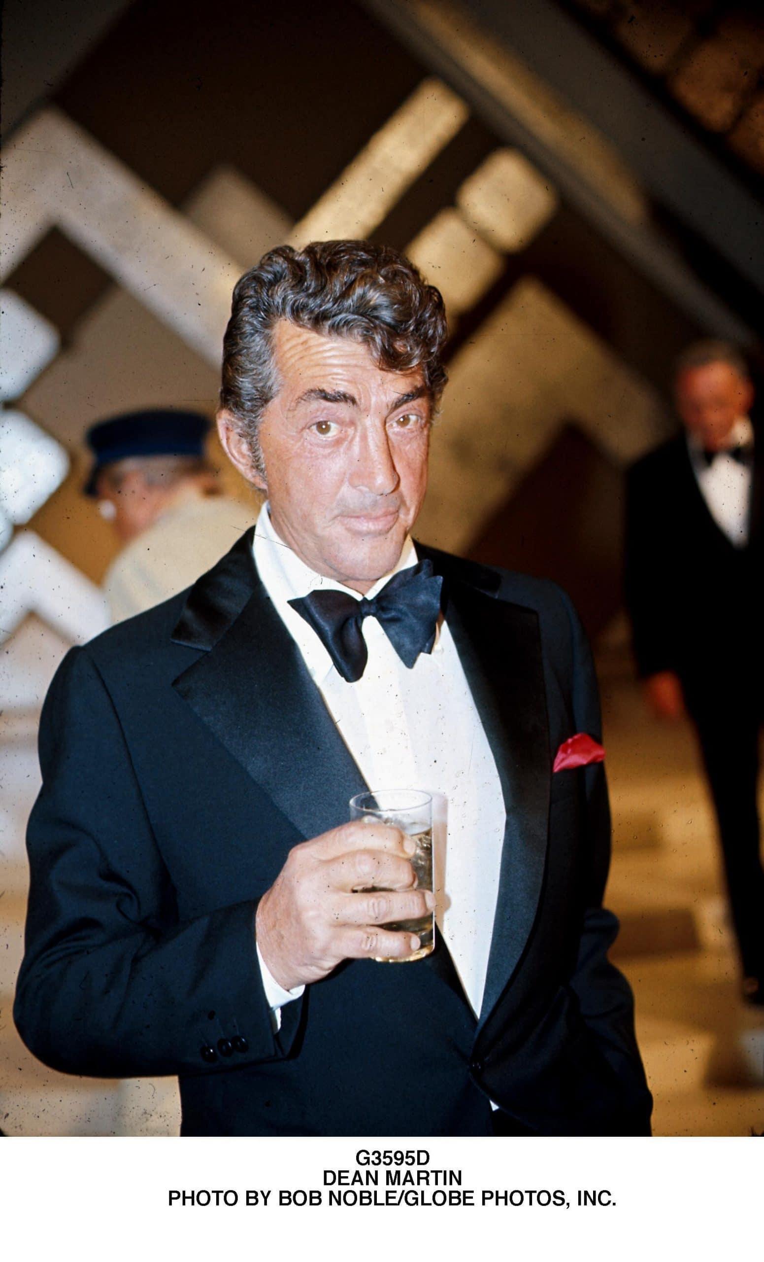 top musical legend survey says dean martin