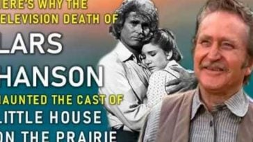 death of lars hanson haunted cast of little house