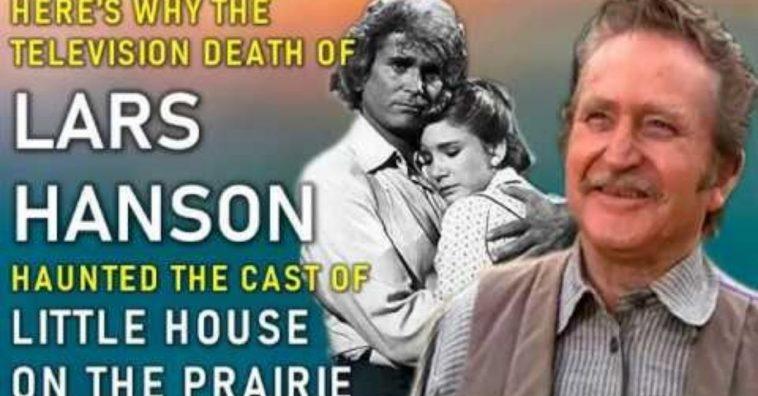 death of lars hanson haunted cast of little house