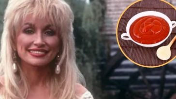 dolly parton would eat ketchup and water soup before she was famous