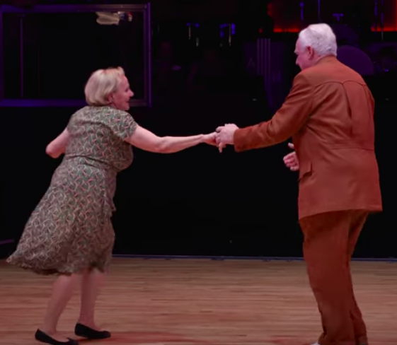 This Elderly Couple Tears Up The Dance Floor Doing The 'Rockabilly Jive' And 'Boogie Woogie'