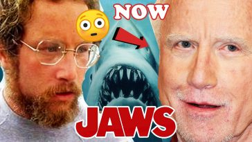 Jaws cast now