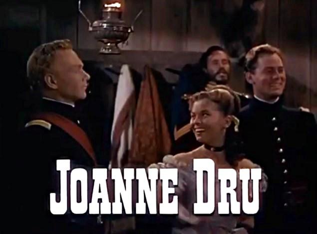 joanne dru she wore a yellow ribbon