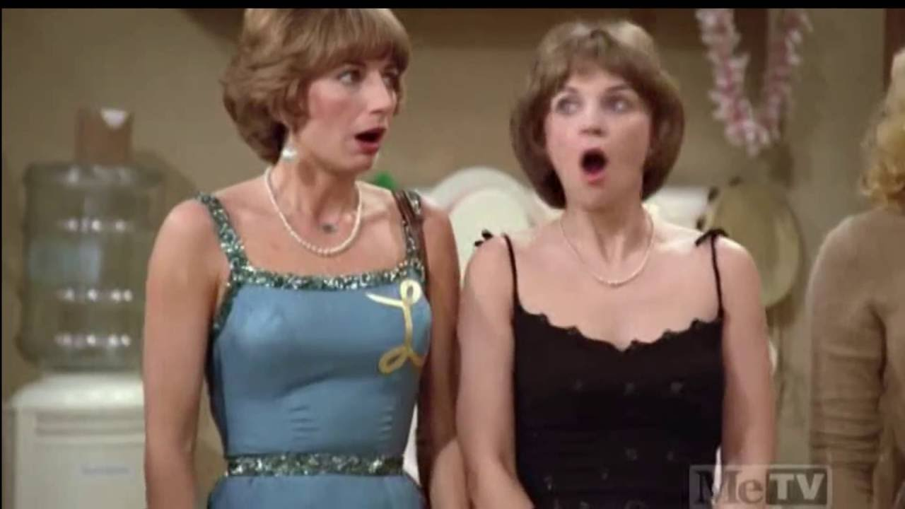 laverne and shirley penny marshall cindy williams