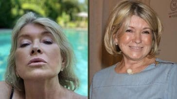 martha stewart explains thirst trap photo