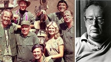 mash creator didnt agree with anti-war message of TV show