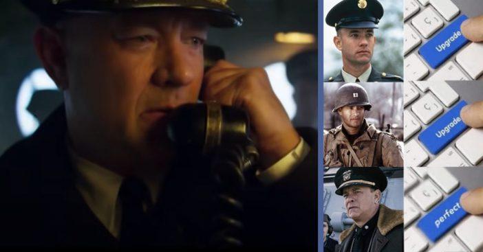 navy trolls army over tom hanks film