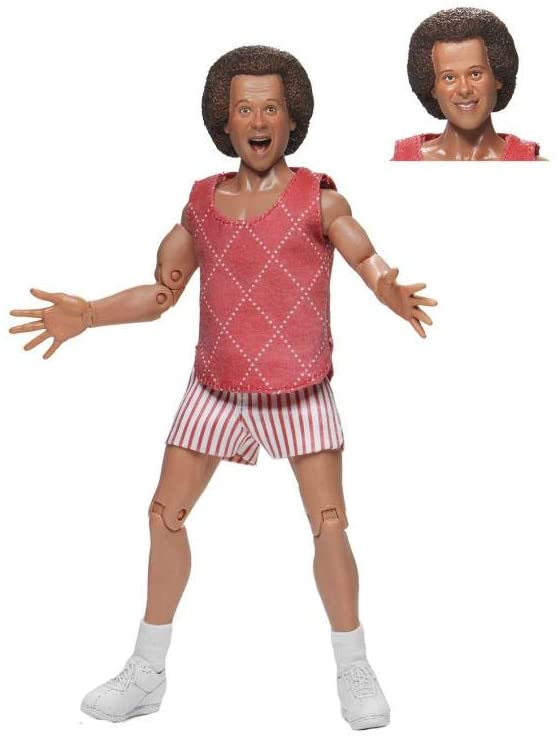 richard simmons action figure