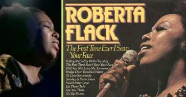 roberta flack first time ever i saw your face