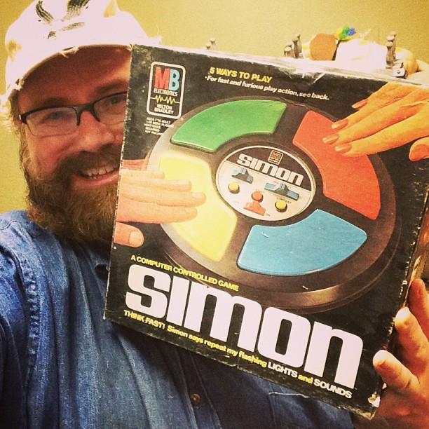 early simon game