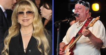stevie nicks regrets not sharing the stage with peter green