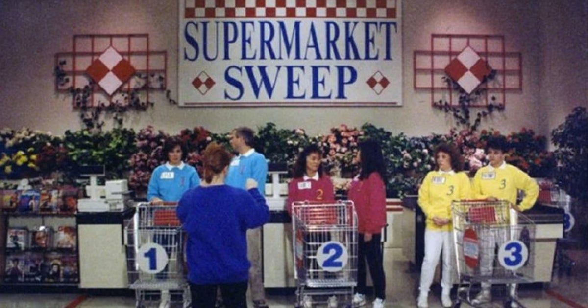 supermarket sweep game show