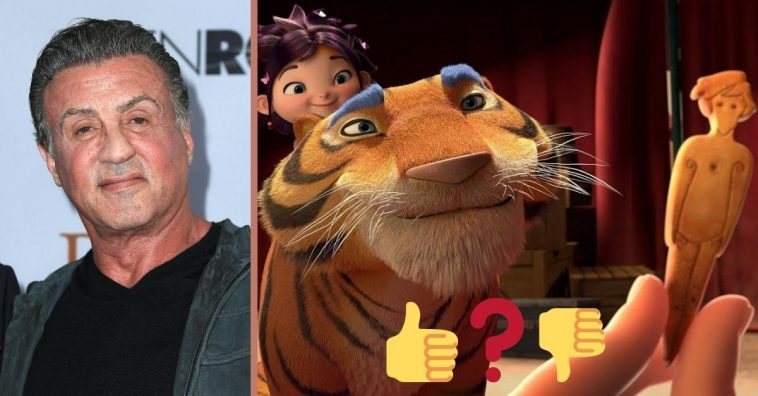 sylvester stallone new film animal crackers