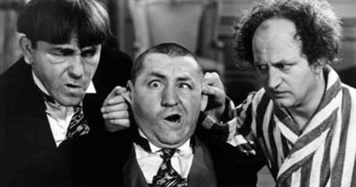 How 'The Three Stooges' Managed To Continue Without Curly — Who's The Best?