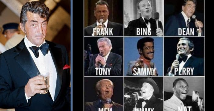 top musical legend dean martin