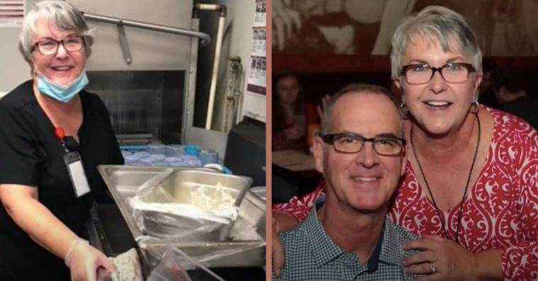 woman gets job as dishwasher so she can see her husband in nursing home