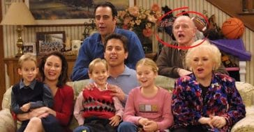 A cast member had a heart attack while filming Everybody Loves Raymond