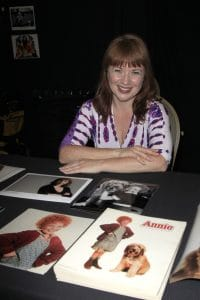 Aileen Quinn stays involved today