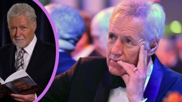 Alex Trebek did not want the news public