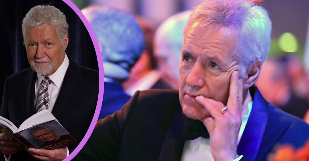 Alex Trebek Explains Why He Revealed His Diagnosis Despite Strong Reluctance