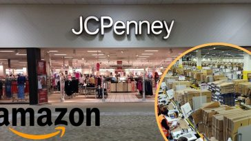 Amazon may take over JCPenney and Sears stores in malls