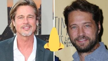 Brad Pitt and Jason Priestley were roommates and held smelly competitions