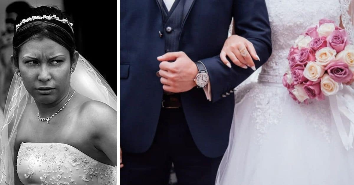 Bride's Cousin Tries To Scam Free Reception By Sharing A Wedding Day