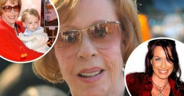 Carol Burnett seeking legal guardianship over grandson