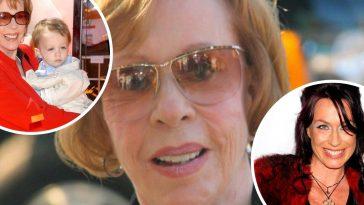 Carol Burnett seeking legal guardianship over grandson