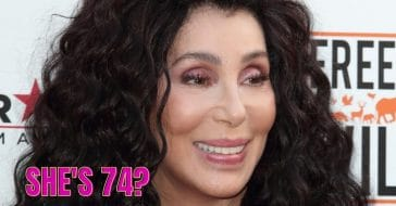 Cher shares secrets to looking ageless at 74