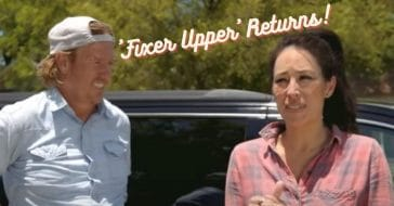 Chip and Joanna Gaines has announced that Fixer Upper is returning