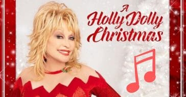 Dolly Parton releasing a new Christmas album