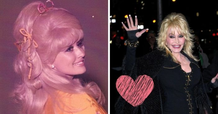 Dolly Parton says she looks fake but she is very real