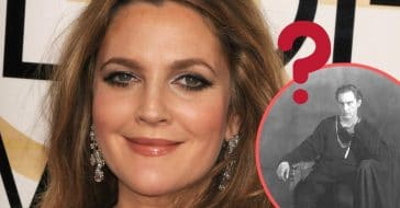 Drew Barrymore confirms strange rumor about her grandfather John Barrymore