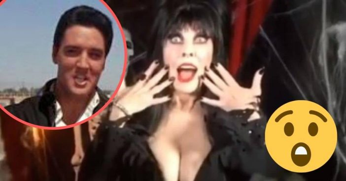 Elvis Presley gave this advice to Elvira that changed her life