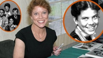 Erin Moran from 'Happy Days'