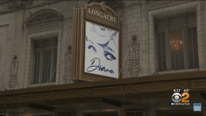 Filming for Netflix takes place at the Longacre Theatre with no audience