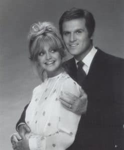 Goldie Hawn and Charles Grodin in Seems Like Old Times