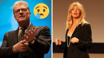 Goldie Hawn mourns the loss of her friend Sir Ken Robinson