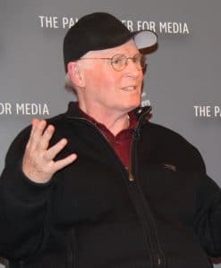 Grodin took time away from entertainment to be a dad