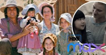 HBO Max show Raised by Wolves is compared to Little House on the Prairie