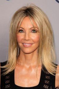 Heather Locklear felt shocked by a gross moment in First Wives Club