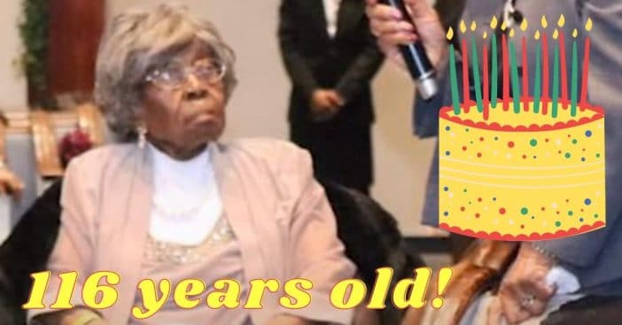 Hester Ford turns 116 and becomes oldest living American