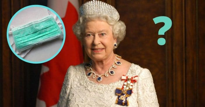 How will the Queen protect herself from the virus?