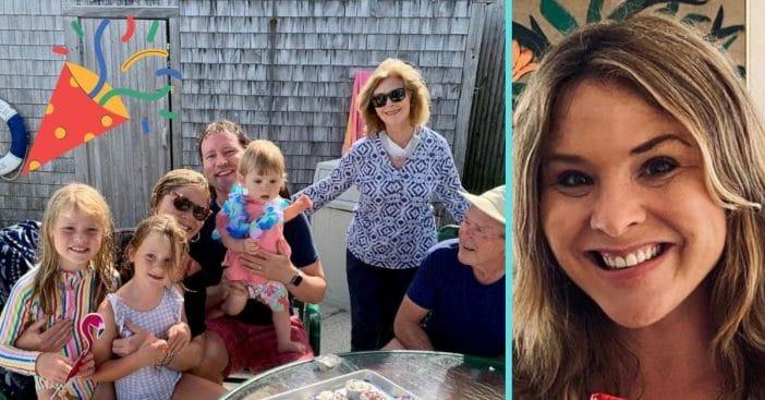 Jenna Bush Hager celebrates son Hal first birthday