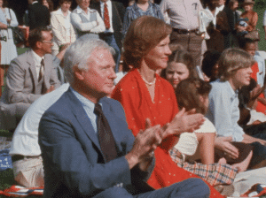 Jimmy Carter is a rock and roll president who made friends with musical giants