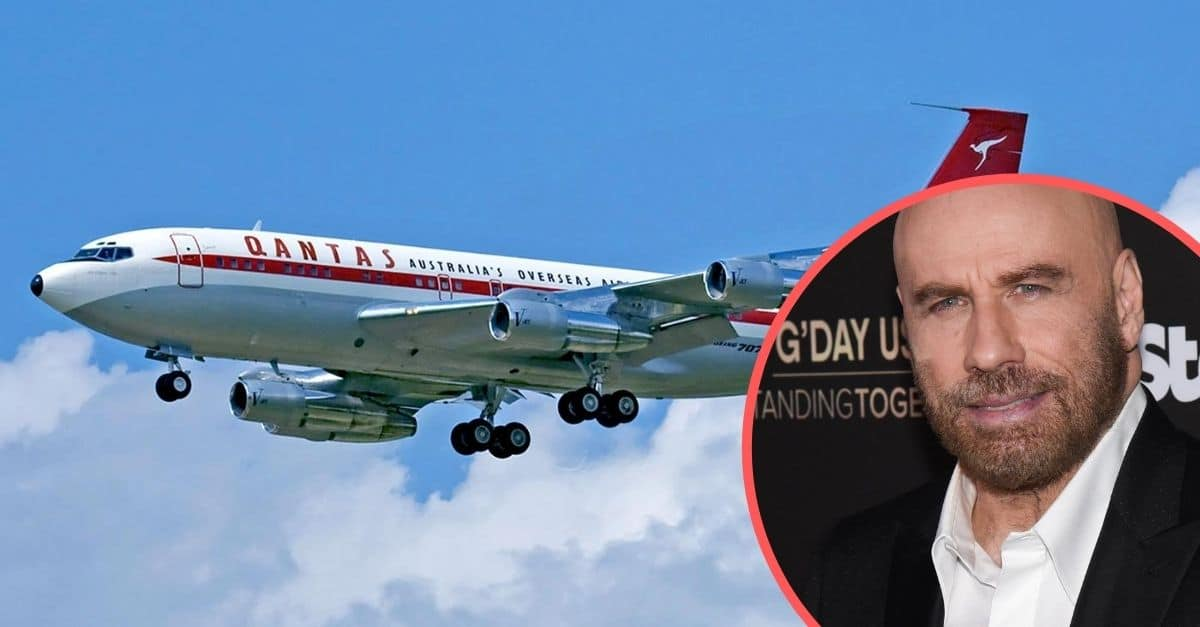 John Travolta Owns These Very Expensive Airplanes For Personal Use